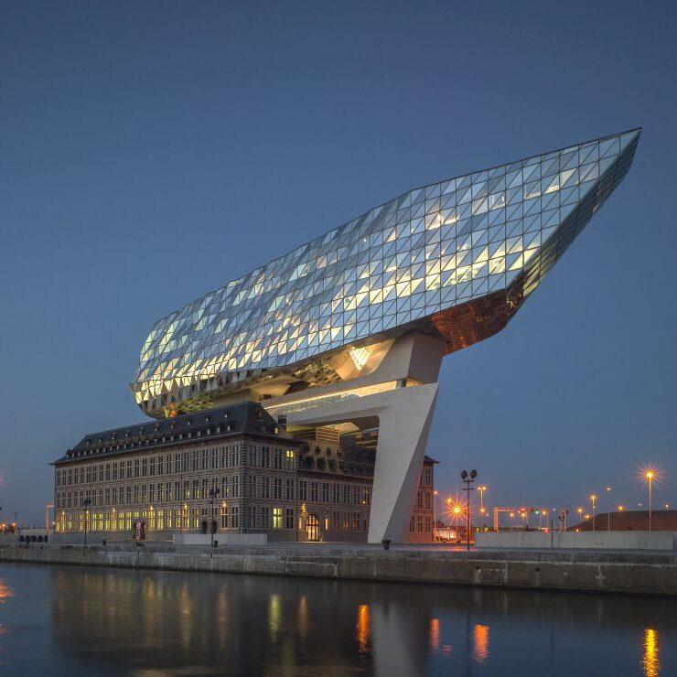 Port of Antwerp professionaliseert logistieke processen